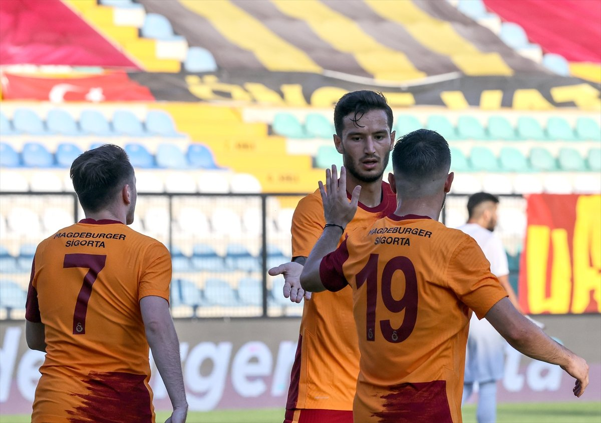 Galatasaray, Kasımpaşa yı 4 golle geçti #4
