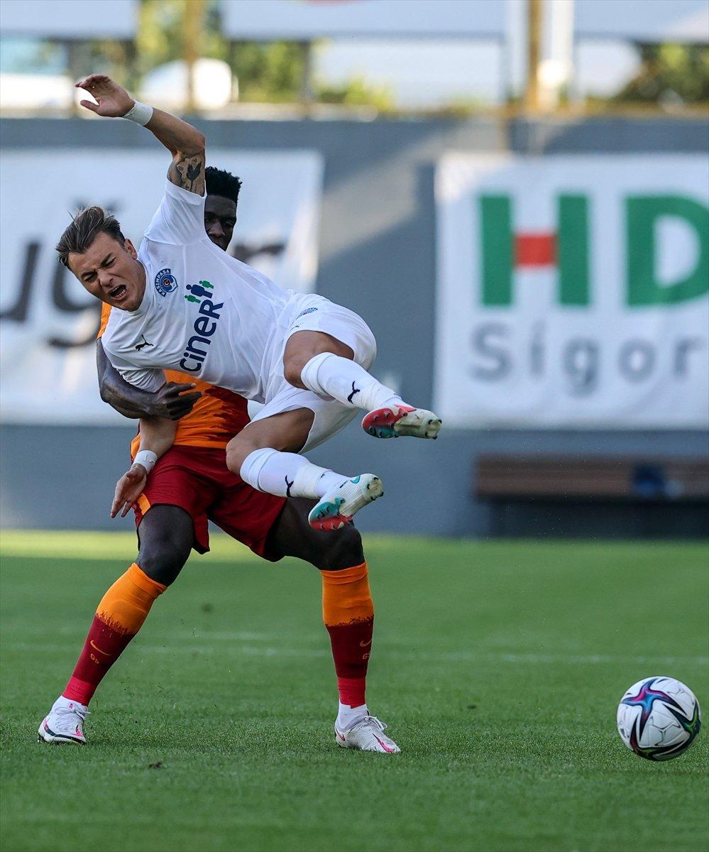 Galatasaray, Kasımpaşa yı 4 golle geçti #1