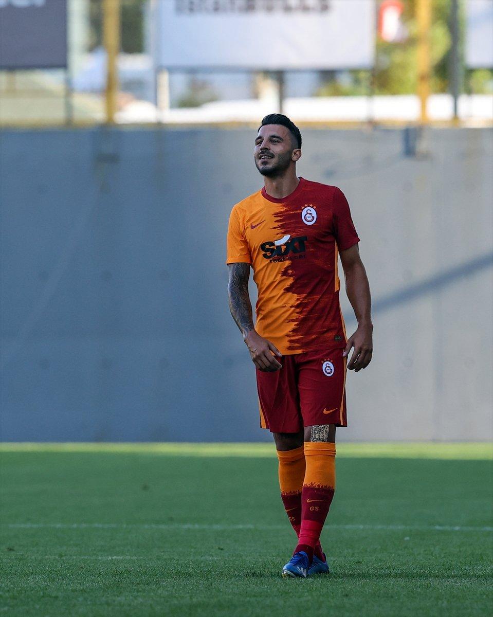 Galatasaray, Kasımpaşa yı 4 golle geçti #6