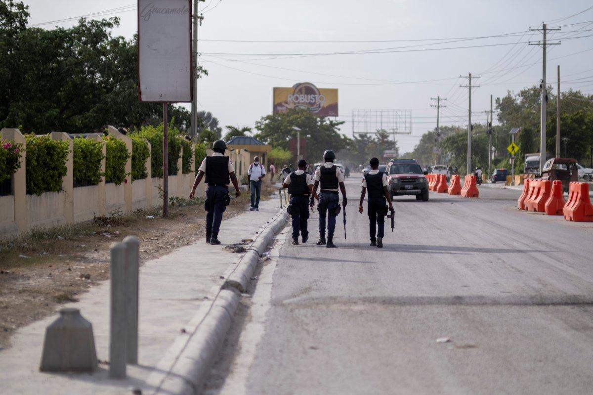 Haiti yönetimi, istikrar için ABD den asker istedi #6