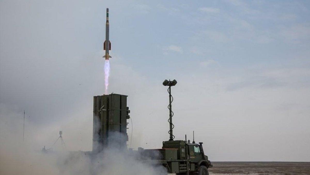 HİSAR O+ Hava Savunma Füze Sistemi seri üretime geçiyor #2