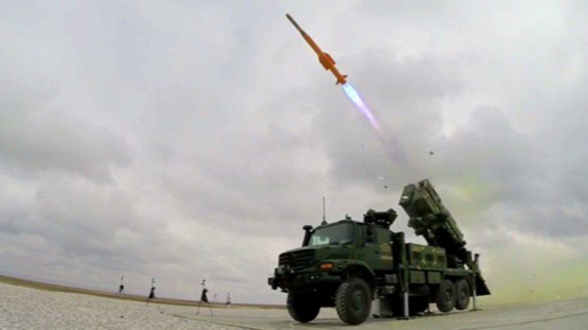 HİSAR O+ Hava Savunma Füze Sistemi seri üretime geçiyor