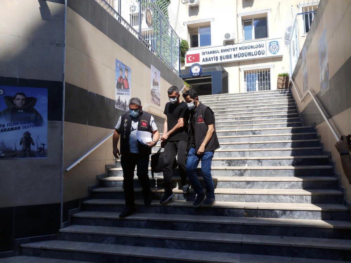 Maltepe'de 9 yıllık eşini öldüren şahıs adliyeye sevk edildi  #3