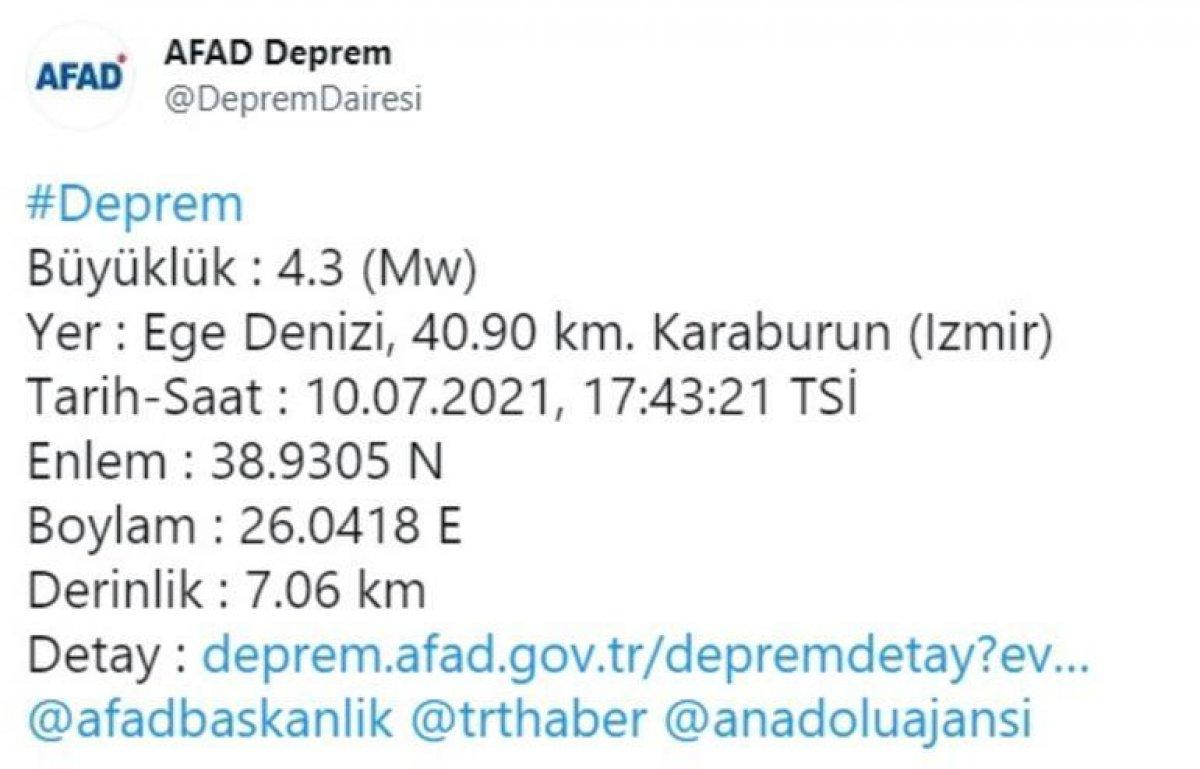 Deprem mi oldu? Son dakika 10 Temmuz nerede deprem oldu? Son depremler listesi... #1