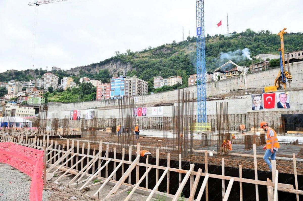 Murat Kurum dan Trabzon a kentsel dönüşüm müjdesi #2