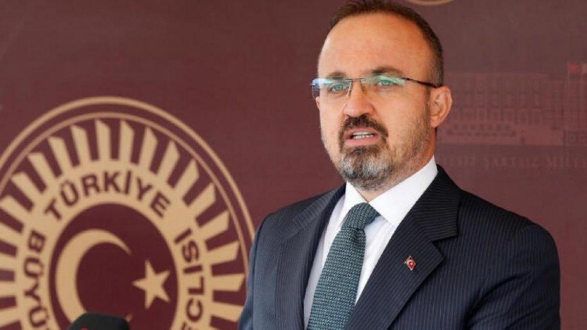 Bülent Turan erken seçim tartışmalarına tepki gösterdi #1