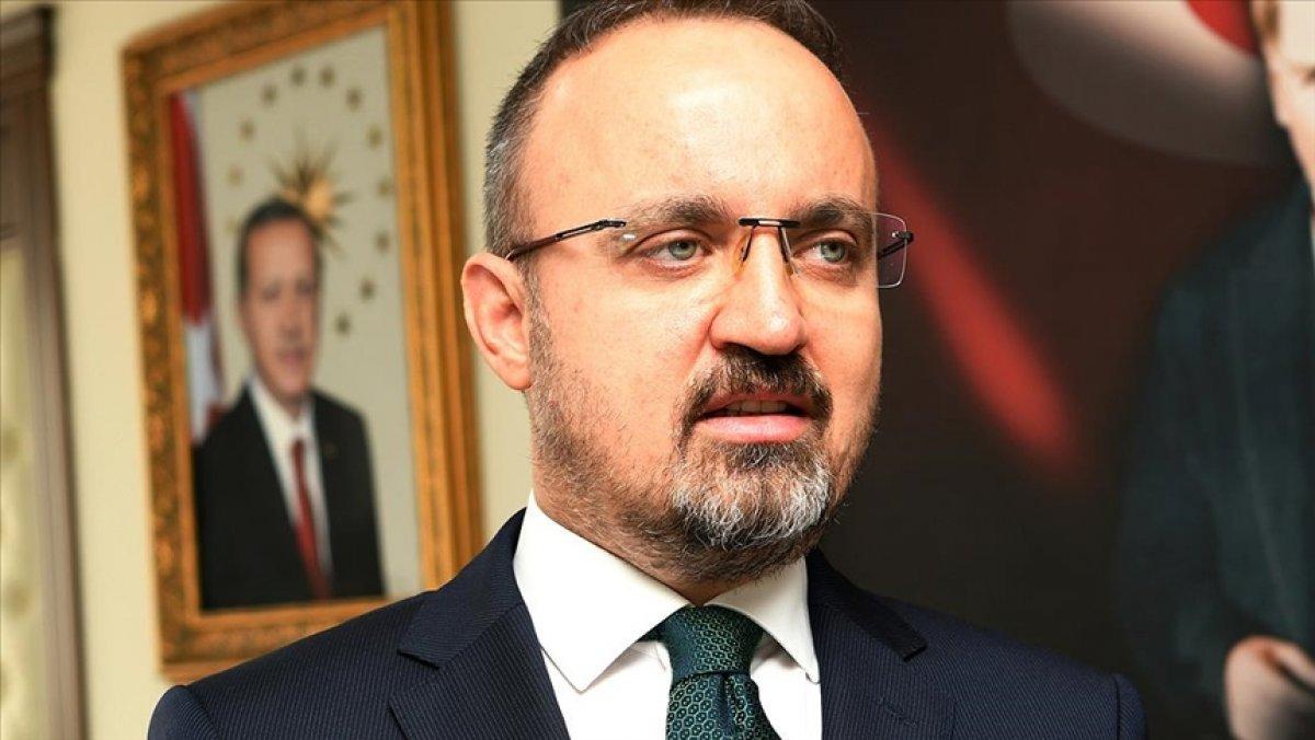 Bülent Turan erken seçim tartışmalarına tepki gösterdi #2