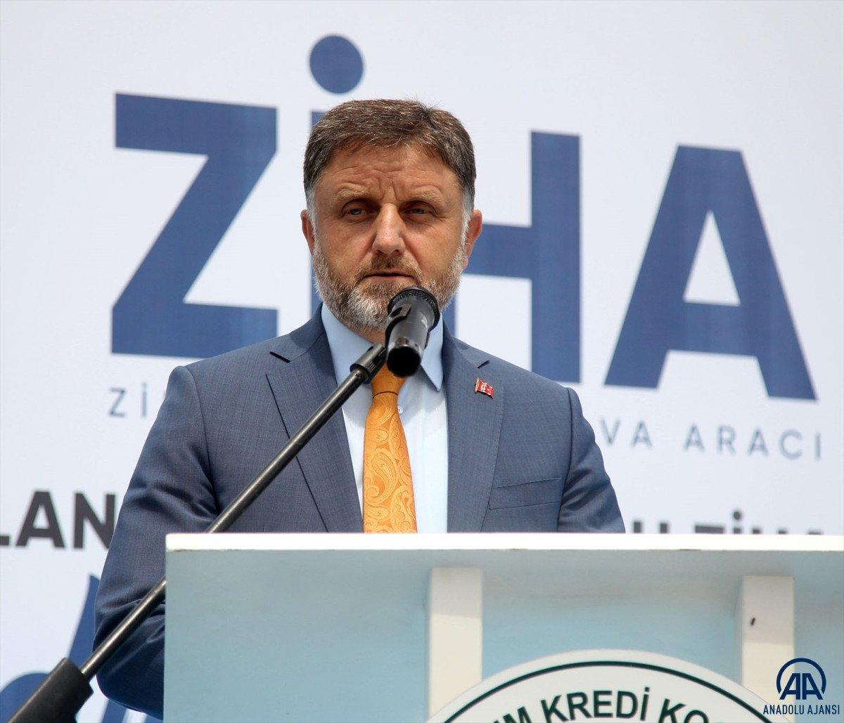 Türkiye de ilk kez ZİHA larla çoklu uçuş ilaçlama denemesi yapıldı #8