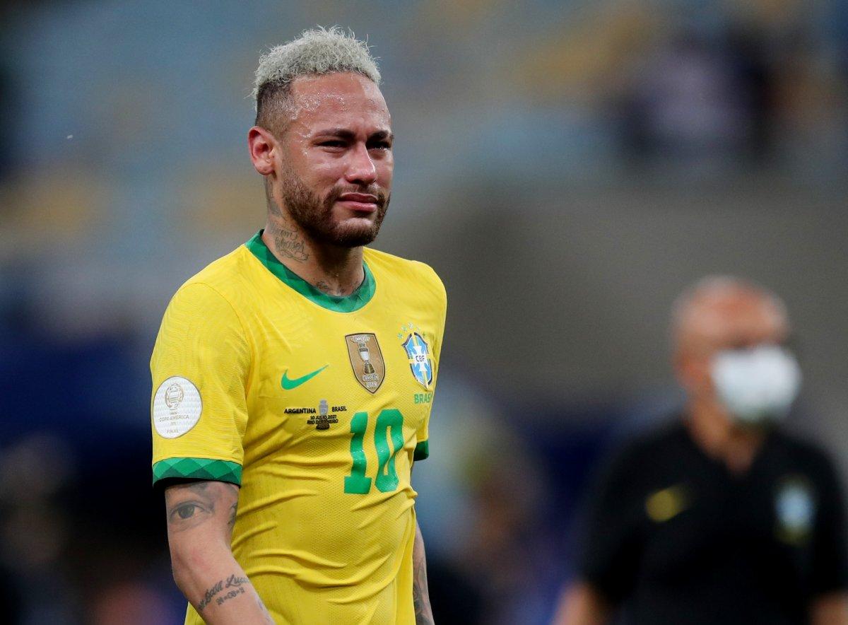 Brezilya yı yenen Arjantin, Kupa Amerika yı kazandı #3