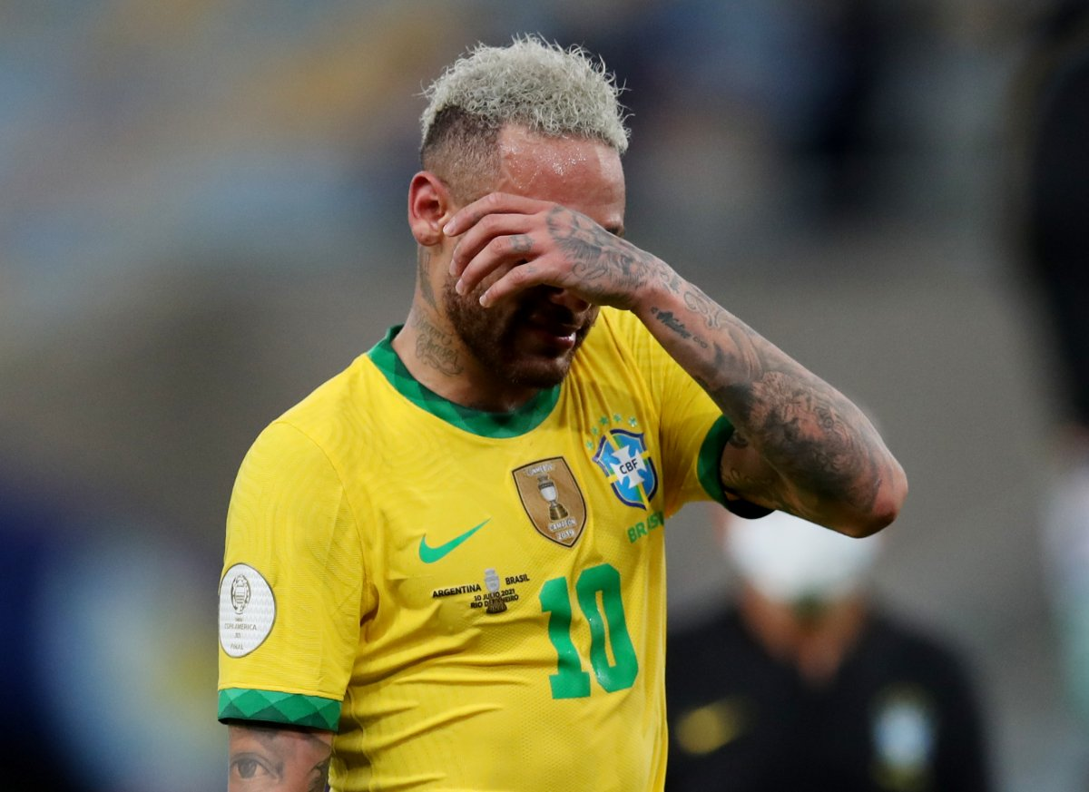 Brezilya yı yenen Arjantin, Kupa Amerika yı kazandı #5