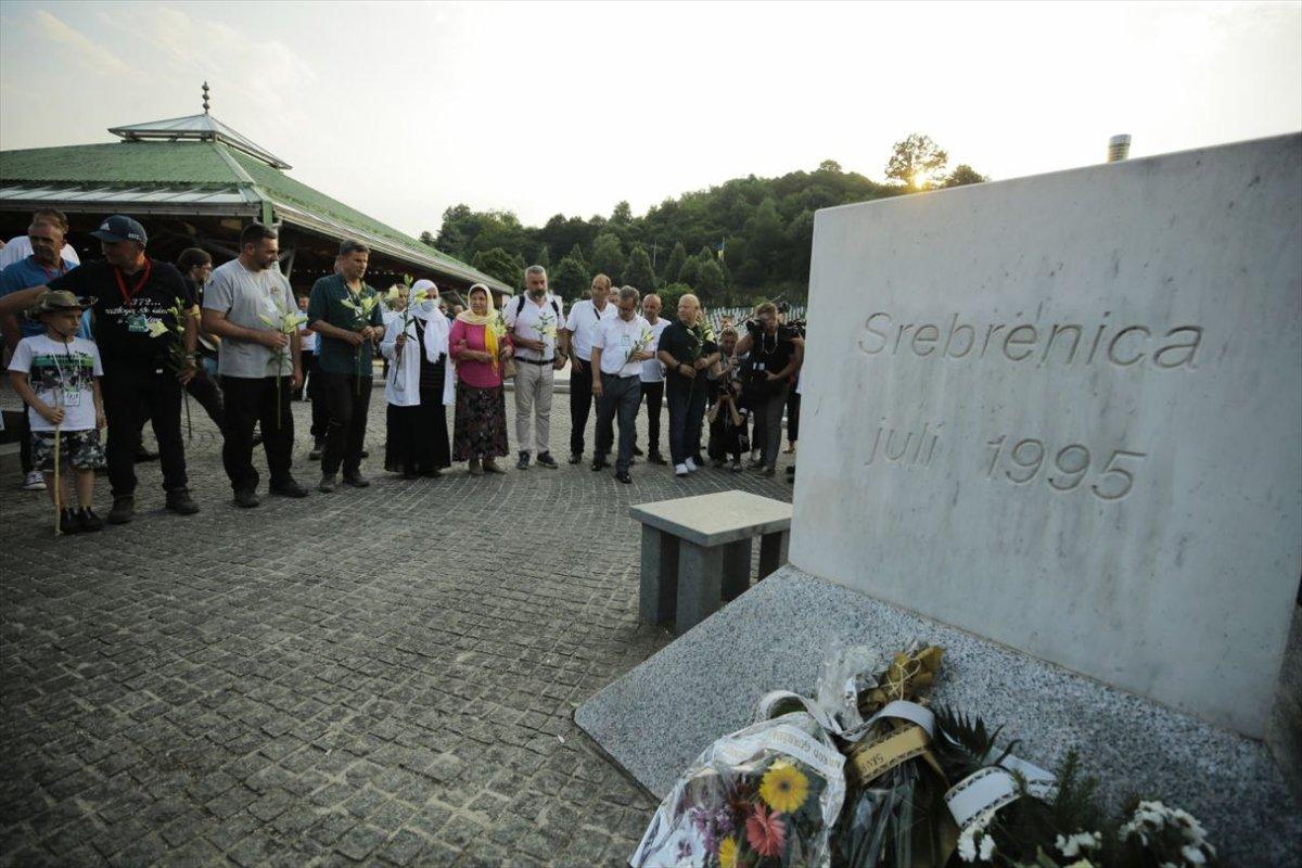 Binlerce Boşnak ın hayatları için çıktığı  ölüm yolu nda 26 yıl sonra  Barış Yürüyüşü  #10