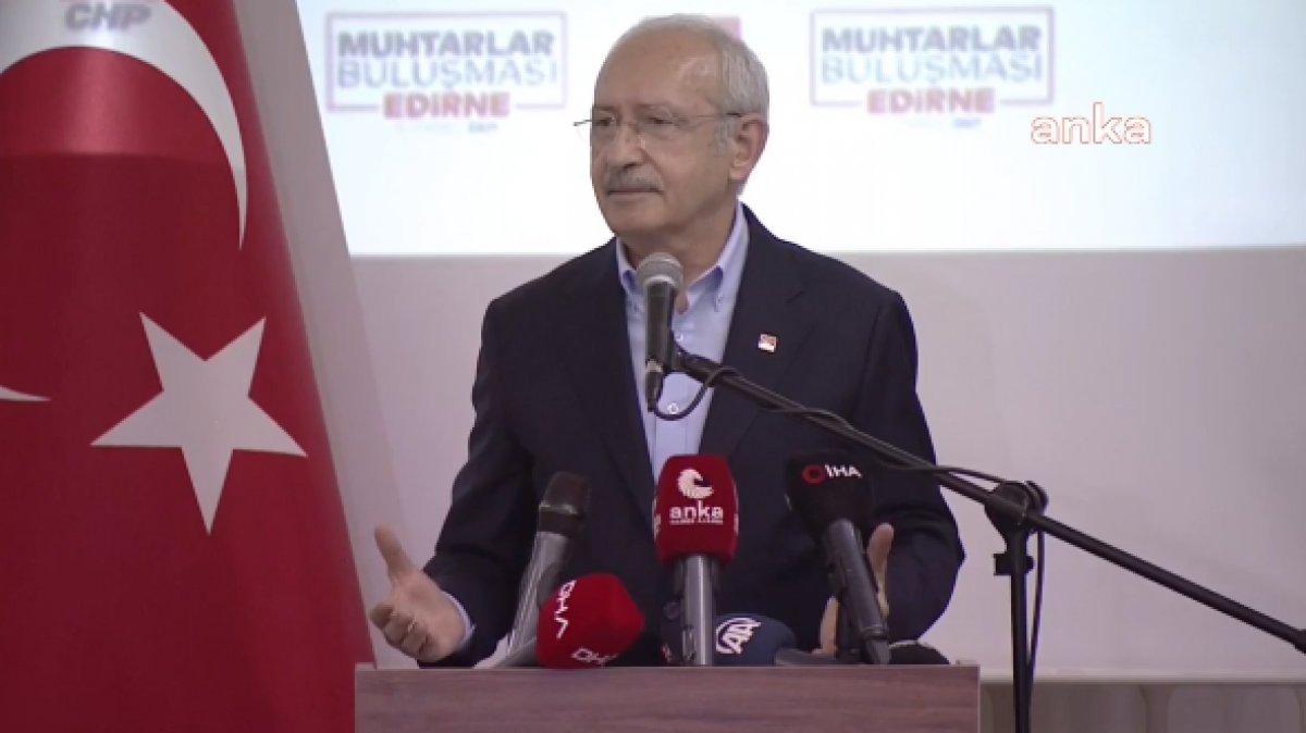 Kemal Kılıçdaroğlu ndan 6 ayda sorunları çözme vaadi #1