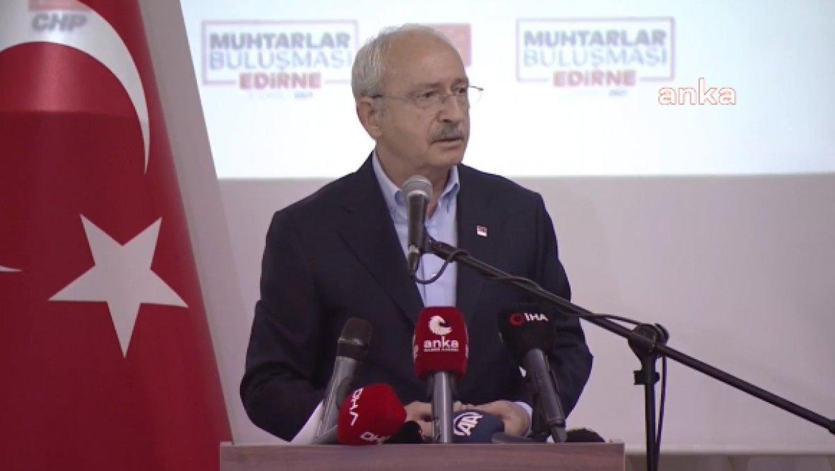 Kemal Kılıçdaroğlu ndan 6 ayda sorunları çözme vaadi #2