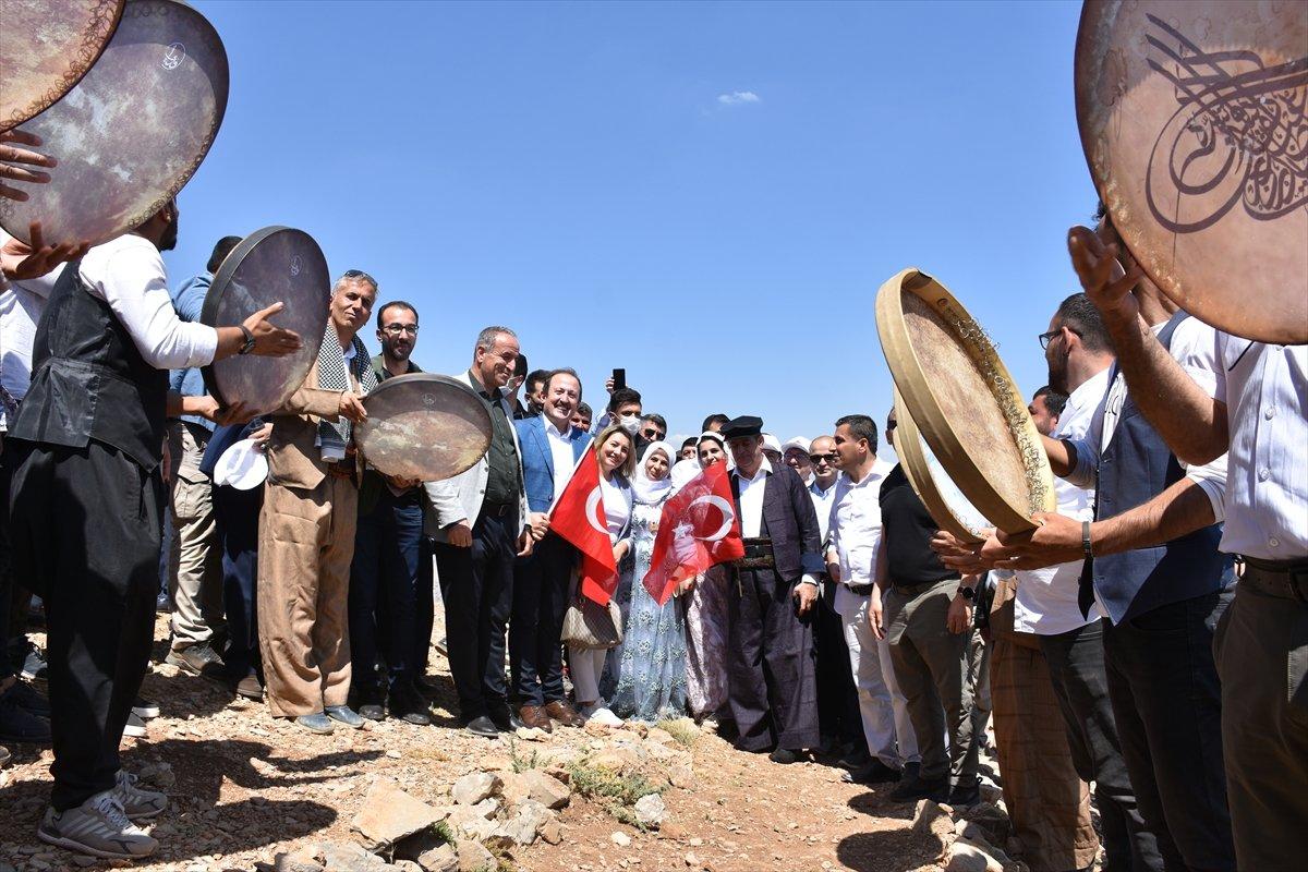 Terörden temizlenen Cudi Dağı nda 40 yıl sonra festival  #2