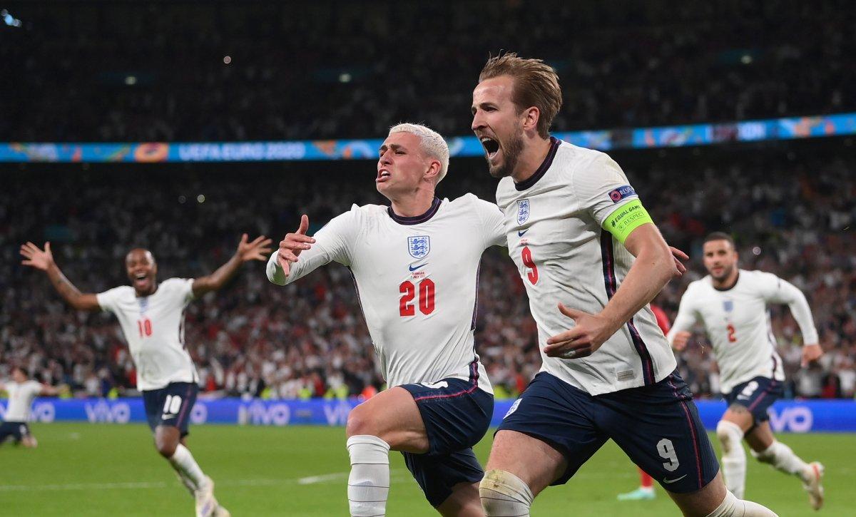 İngiltere-İtalya maçının muhtemel 11 leri #1