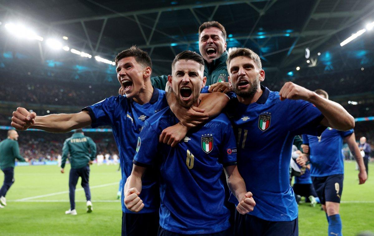 İngiltere-İtalya maçının muhtemel 11 leri #2