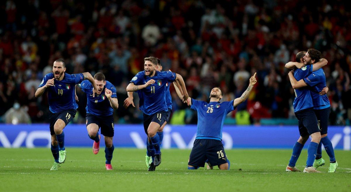 İngiltere-İtalya maçının muhtemel 11 leri #4