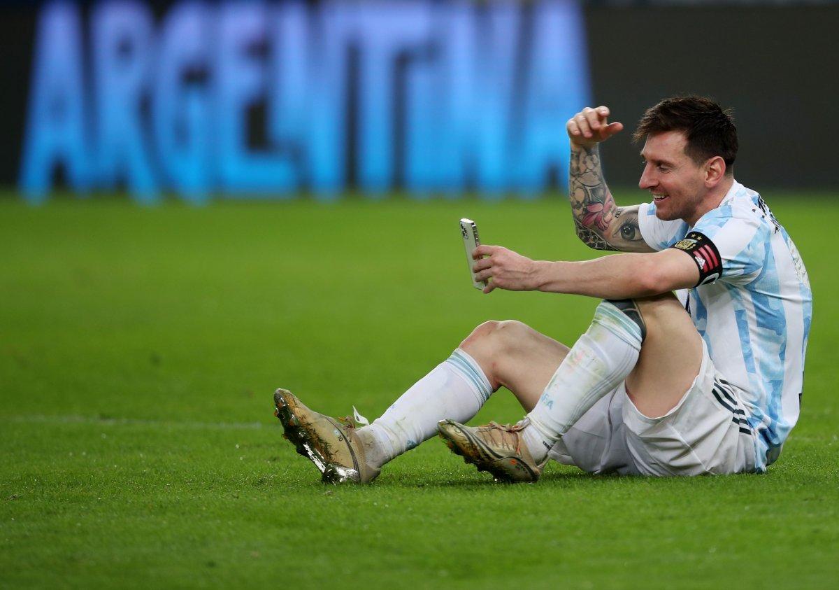 Messi: Bu kupayı defalarca hayal ettim #1