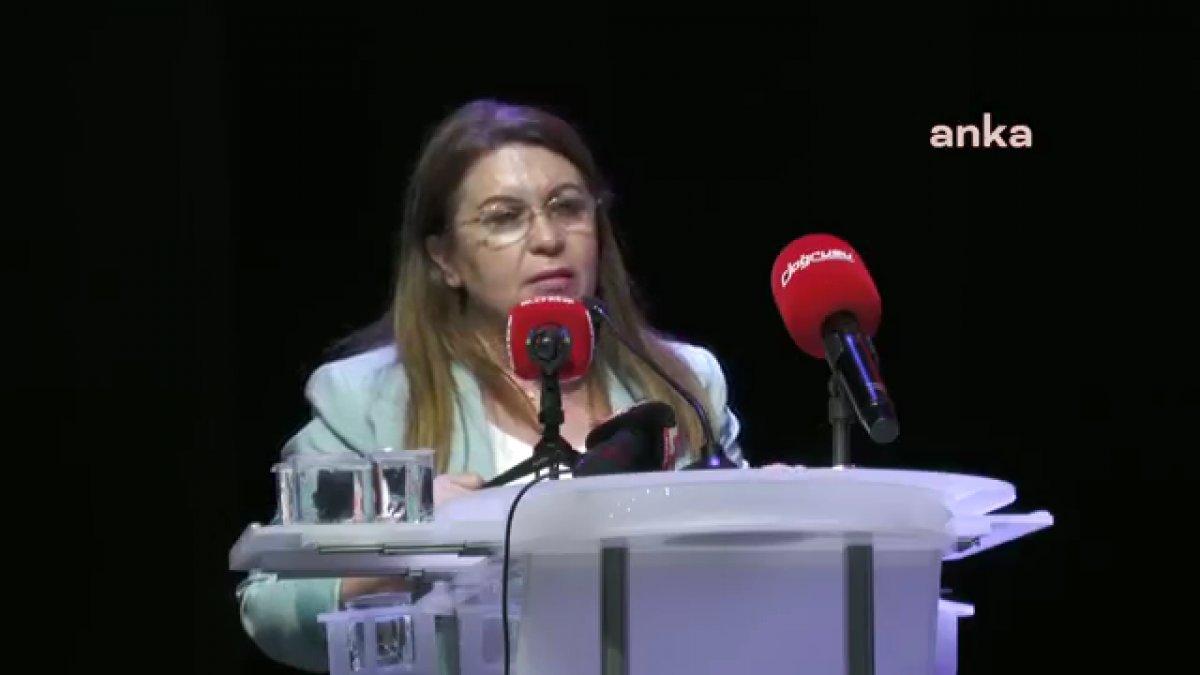 Gülizar Biçer Karaca: KHK zulmüne son vereceğiz #1