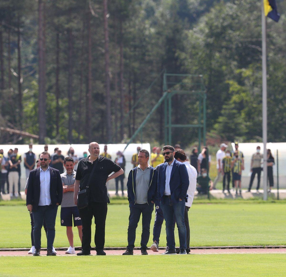 Ali Koç, Topuk Yaylası nı ziyaret etti #1