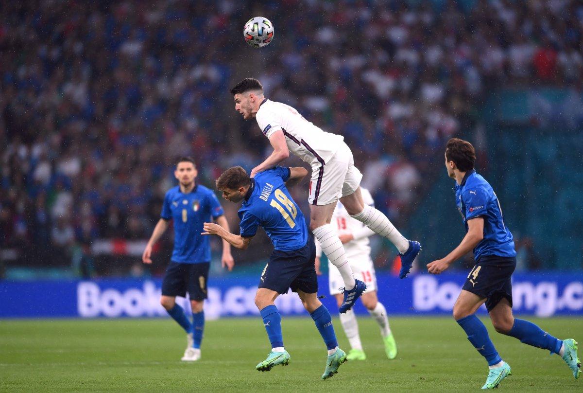 EURO 2020 kupası İtalya nın #10