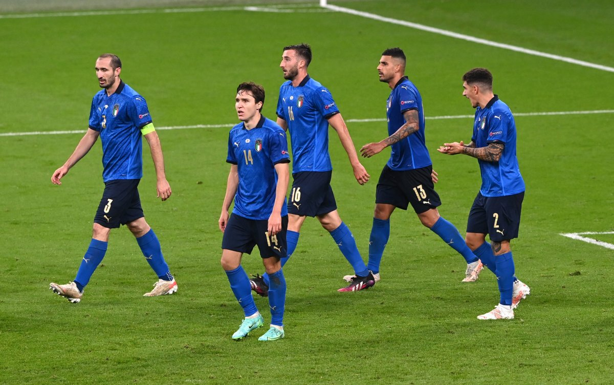 EURO 2020 kupası İtalya nın #18