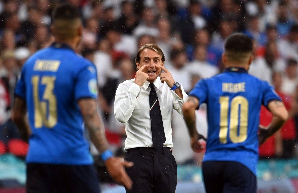 EURO 2020 kupası İtalya nın #11