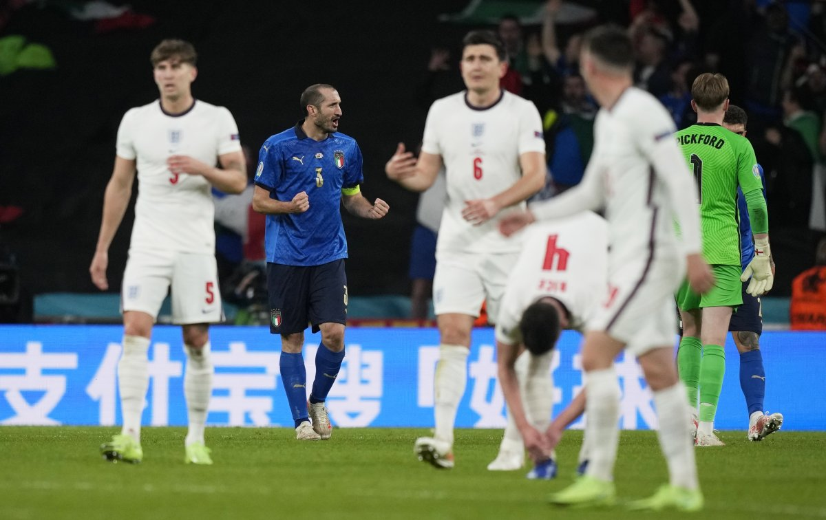 EURO 2020 kupası İtalya nın #17