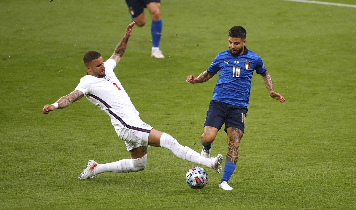 EURO 2020 kupası İtalya nın #12
