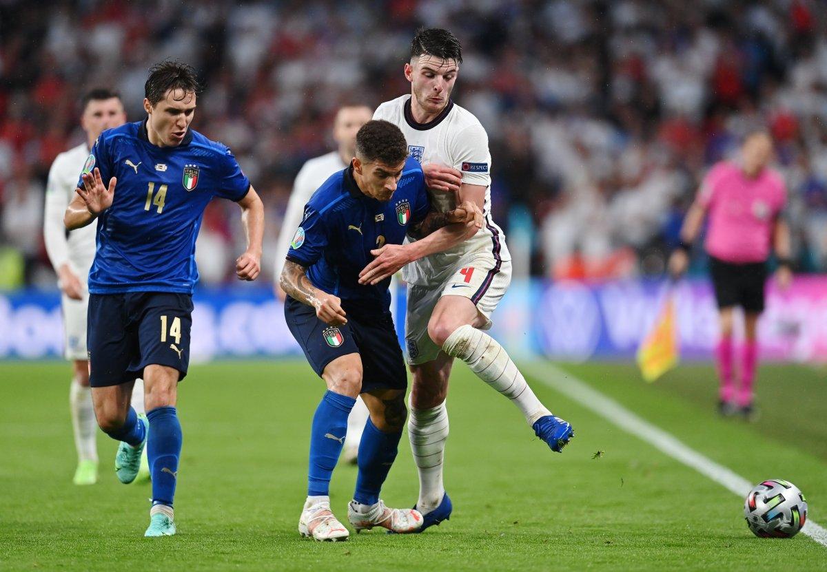 EURO 2020 kupası İtalya nın #3