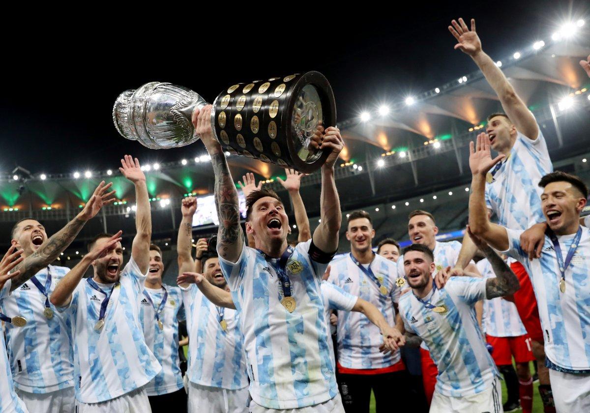 Messi: Bu kupayı defalarca hayal ettim #2
