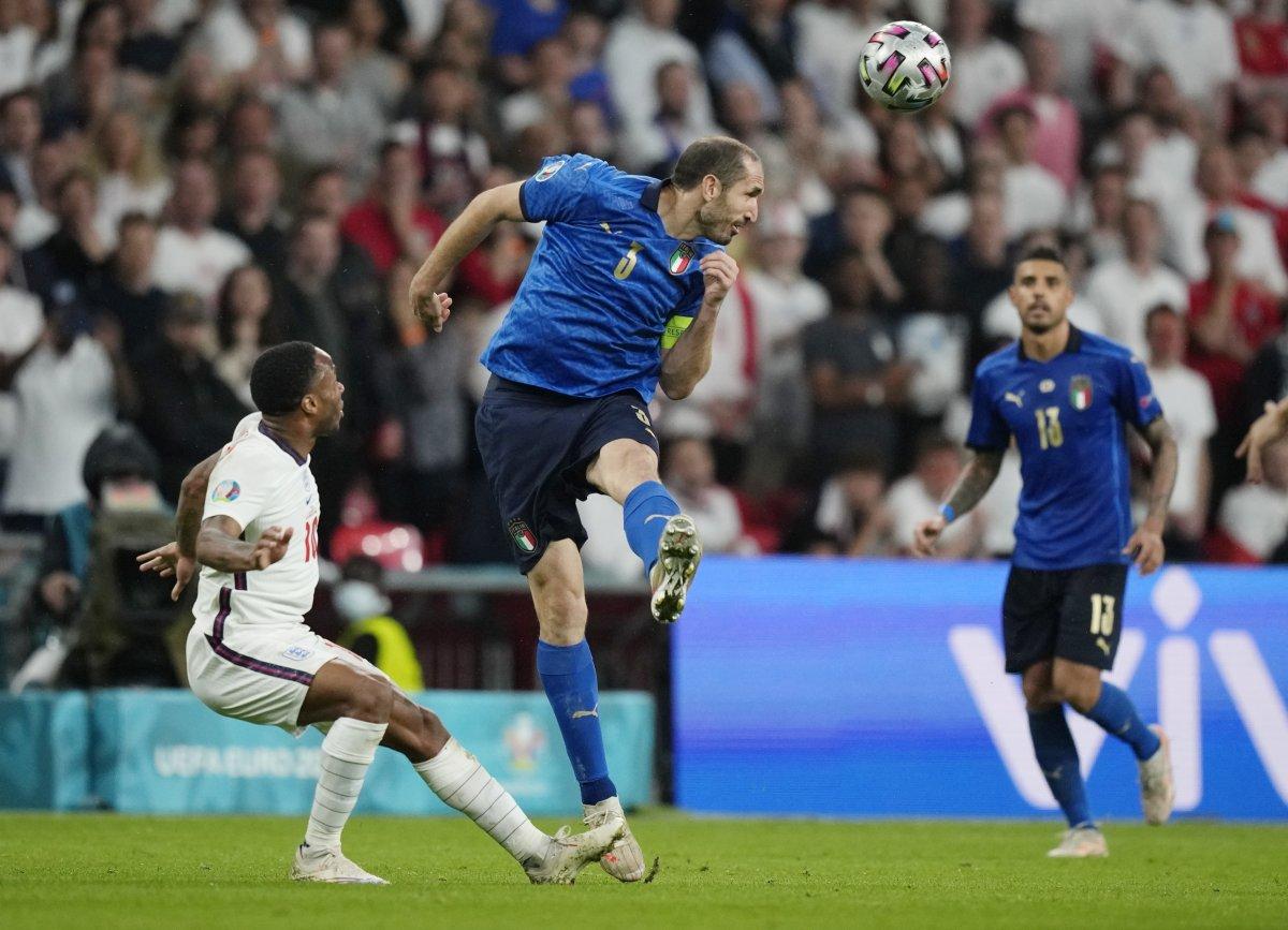 EURO 2020 kupası İtalya nın #2