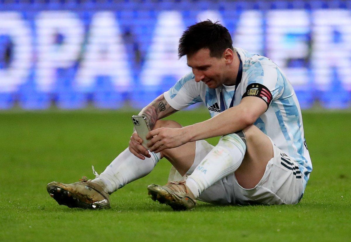 Messi: Bu kupayı defalarca hayal ettim #4