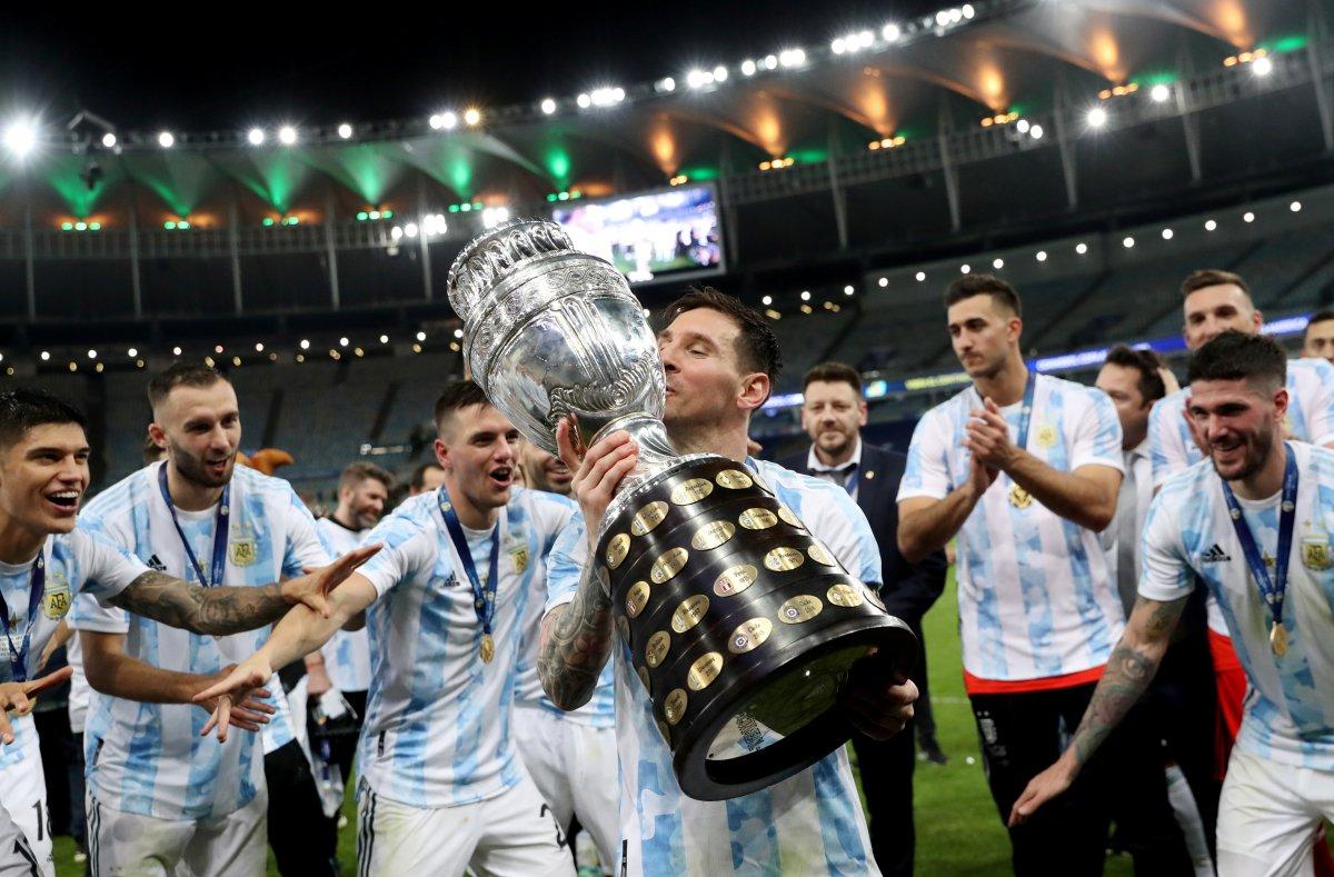 Messi: Bu kupayı defalarca hayal ettim #3