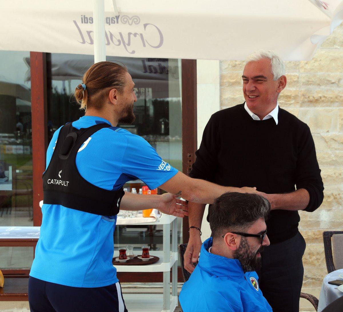 Ali Koç, Topuk Yaylası nı ziyaret etti #3