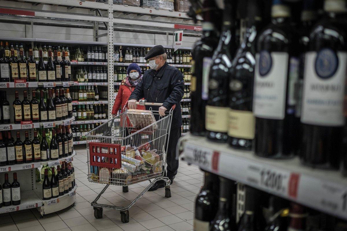 Rusya da vaka sayılarında endişelendiren artış  #1