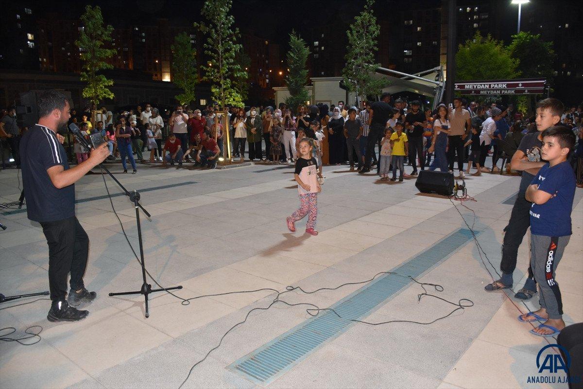 Terörden temizlenen Cudi Dağı nda 40 yıl sonra festival  #5