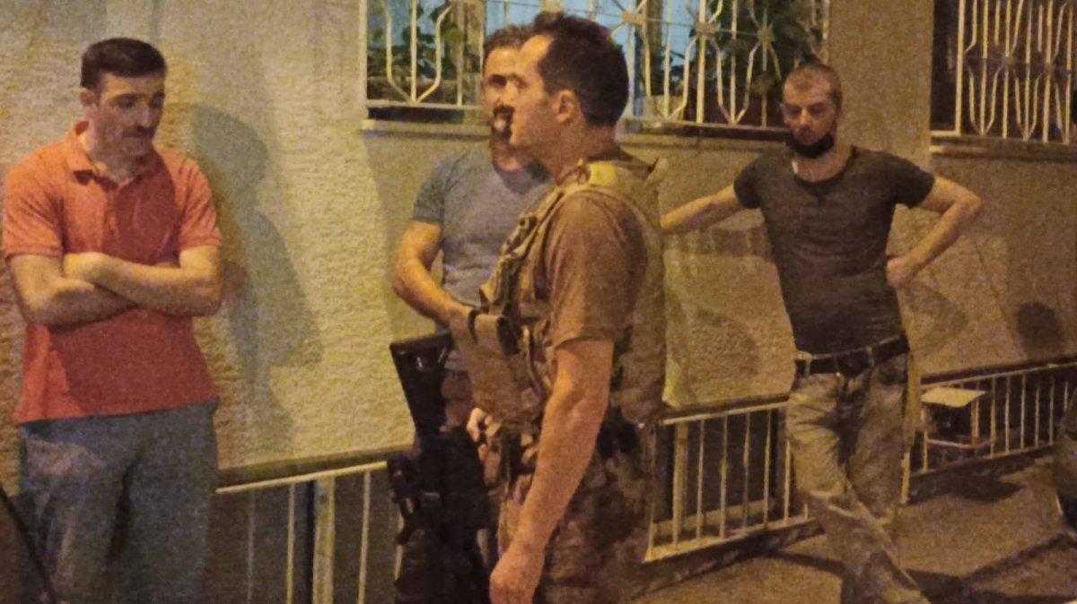 Bursa'da rehine krizi #1