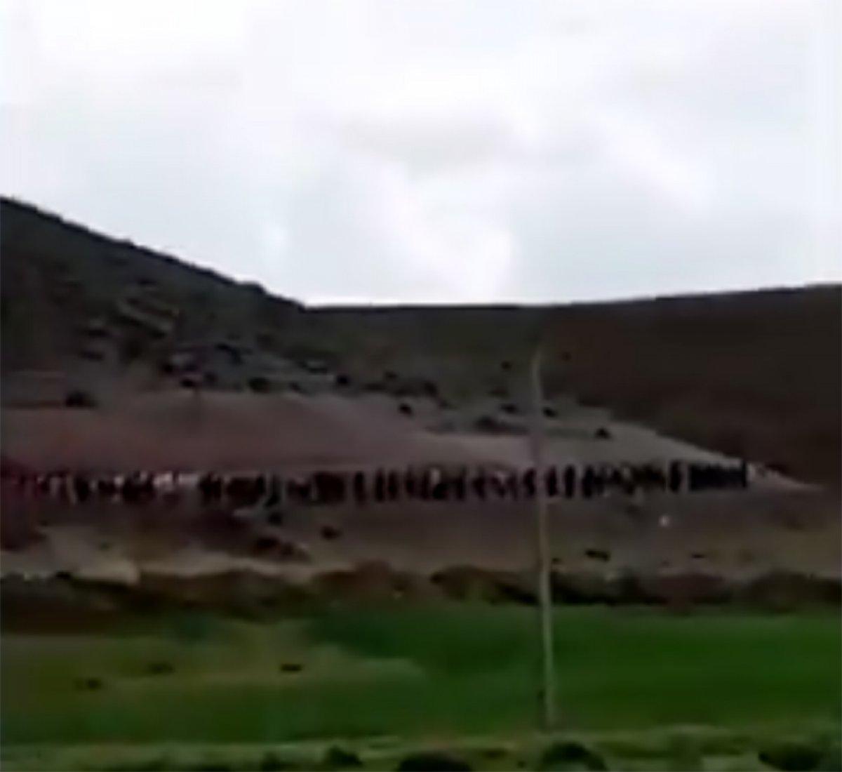Afgan mülteciler, İran üzerinden Türkiye ye giriyor #2