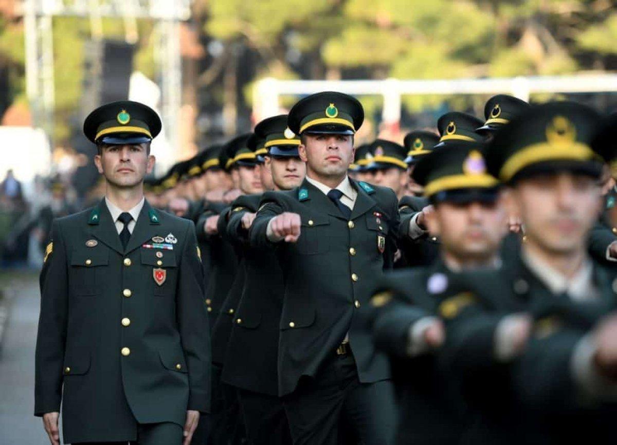 Jandarma astsubay maaşları ne kadar? Jandarma astsubay maaşları 2021... #1