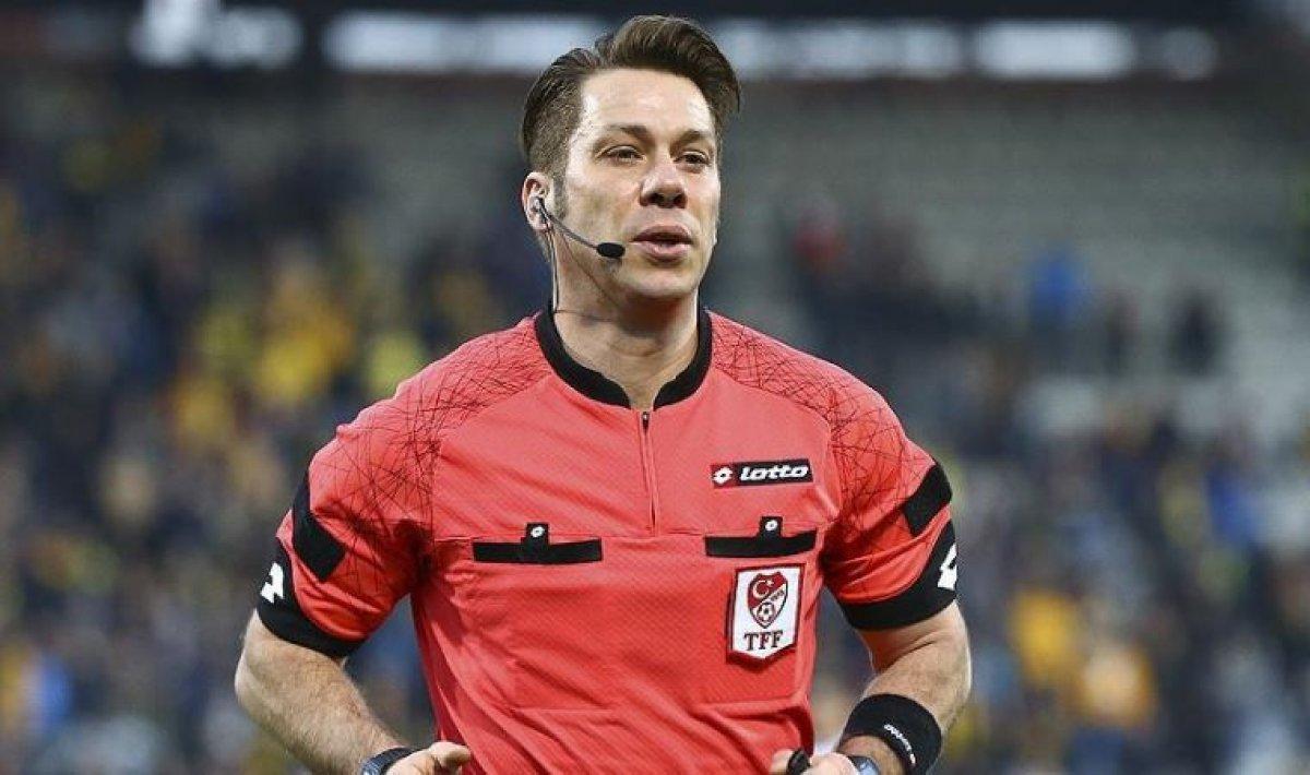 Süper Lig in 2021-22 sezonunda görev alacak hakemler açıklandı #1