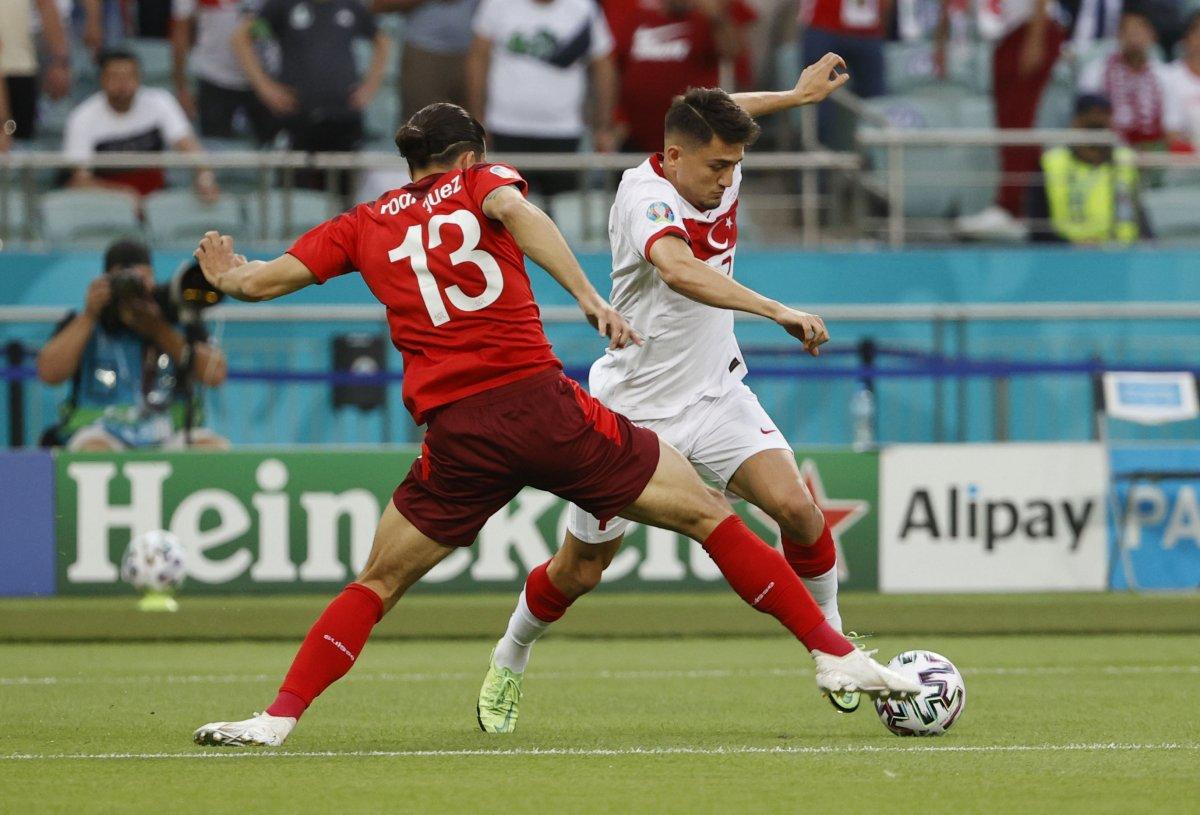 Burak ve Cengiz, EURO 2020 nin en kötü 11 inde #1