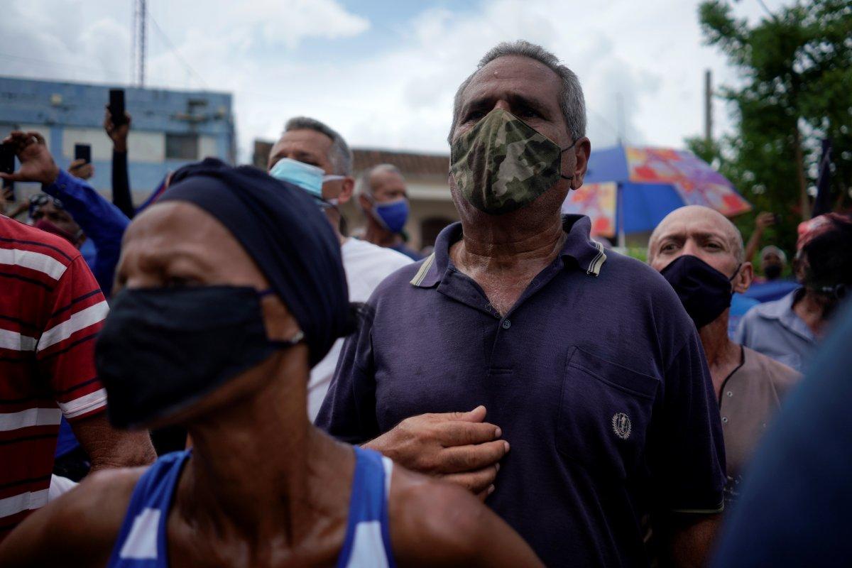 Küba yönetimi: Devrimi teslim etmeyeceğiz #4