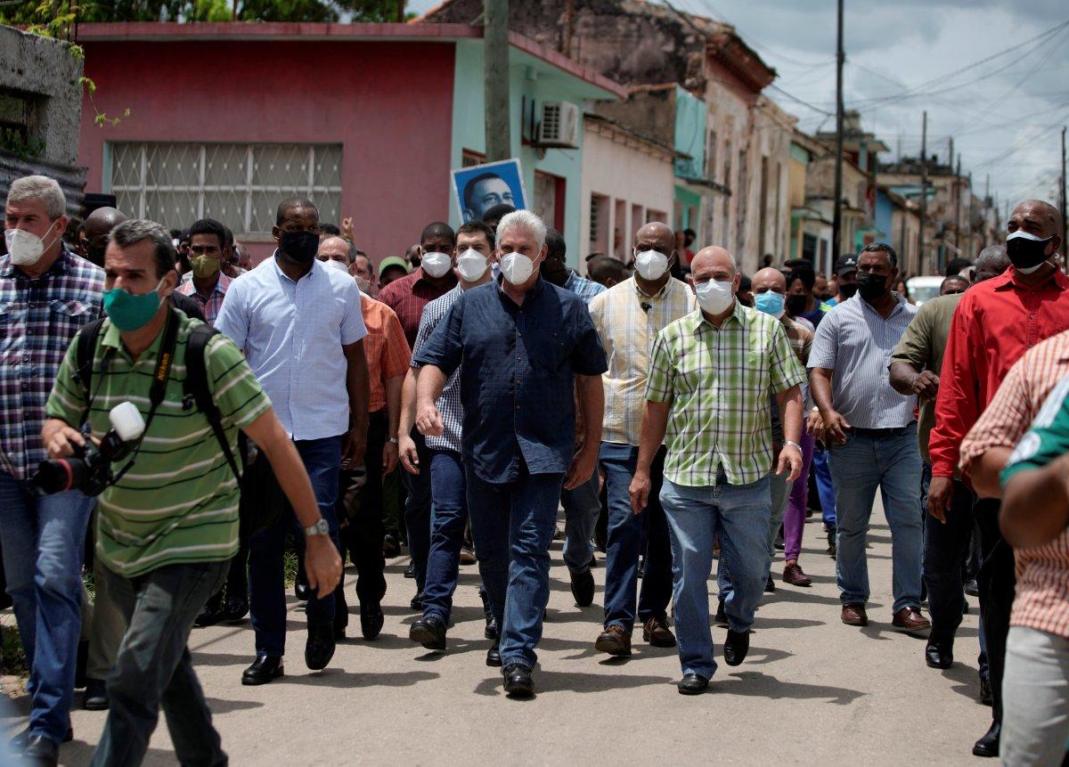 Küba yönetimi: Devrimi teslim etmeyeceğiz #2