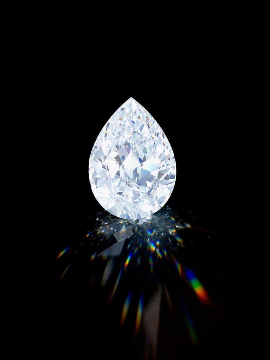 12.3 milyon dolar değerindeki elmas, kripto parayla satıldı #2