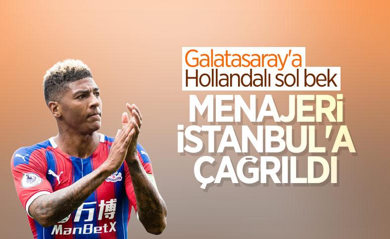 Galatasaray, Aanholt'un menajerini İstanbul'a çağırdı