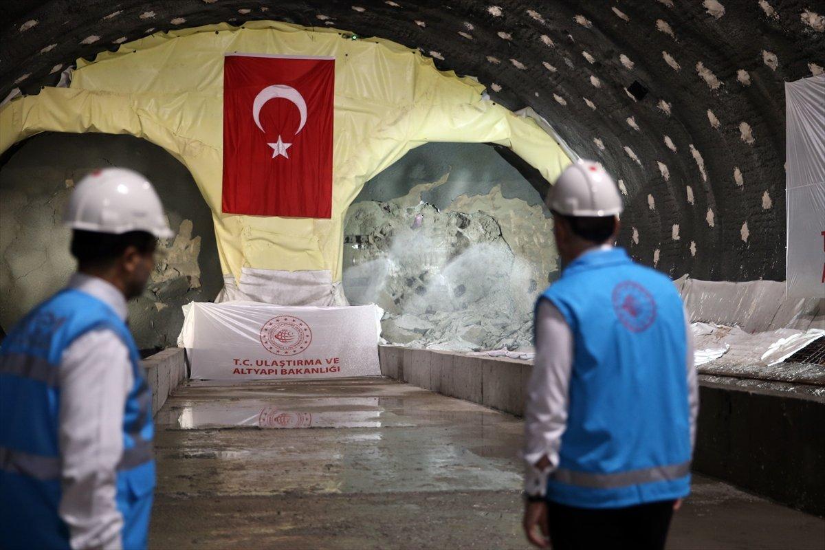 Altunizade - Çamlıca metrosunda sıra temel atmaya geldi #5