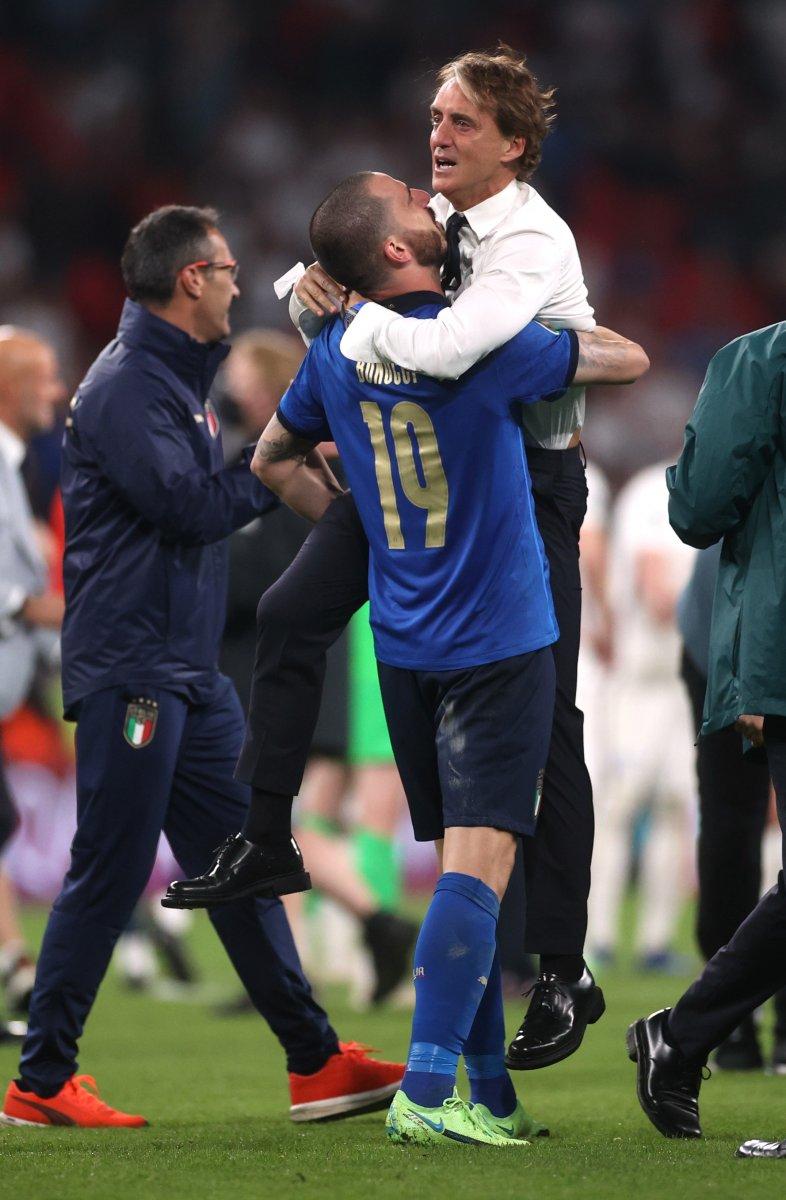 EURO 2020 kupası Roberto Mancini nin ellerinde #2