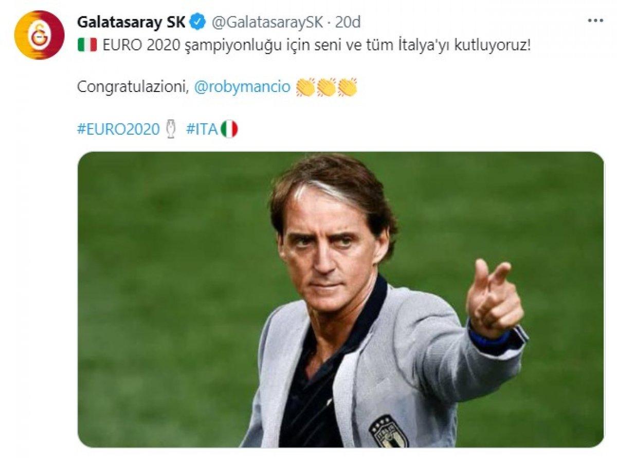 EURO 2020 kupası Roberto Mancini nin ellerinde #6