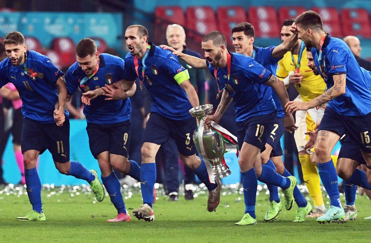 EURO 2020 kupası İtalya nın #5